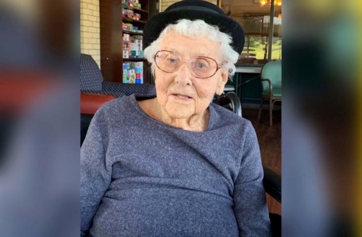 Helen Viola Jackson, a última viúva da Guerra Civil da América, morta aos 101 anos