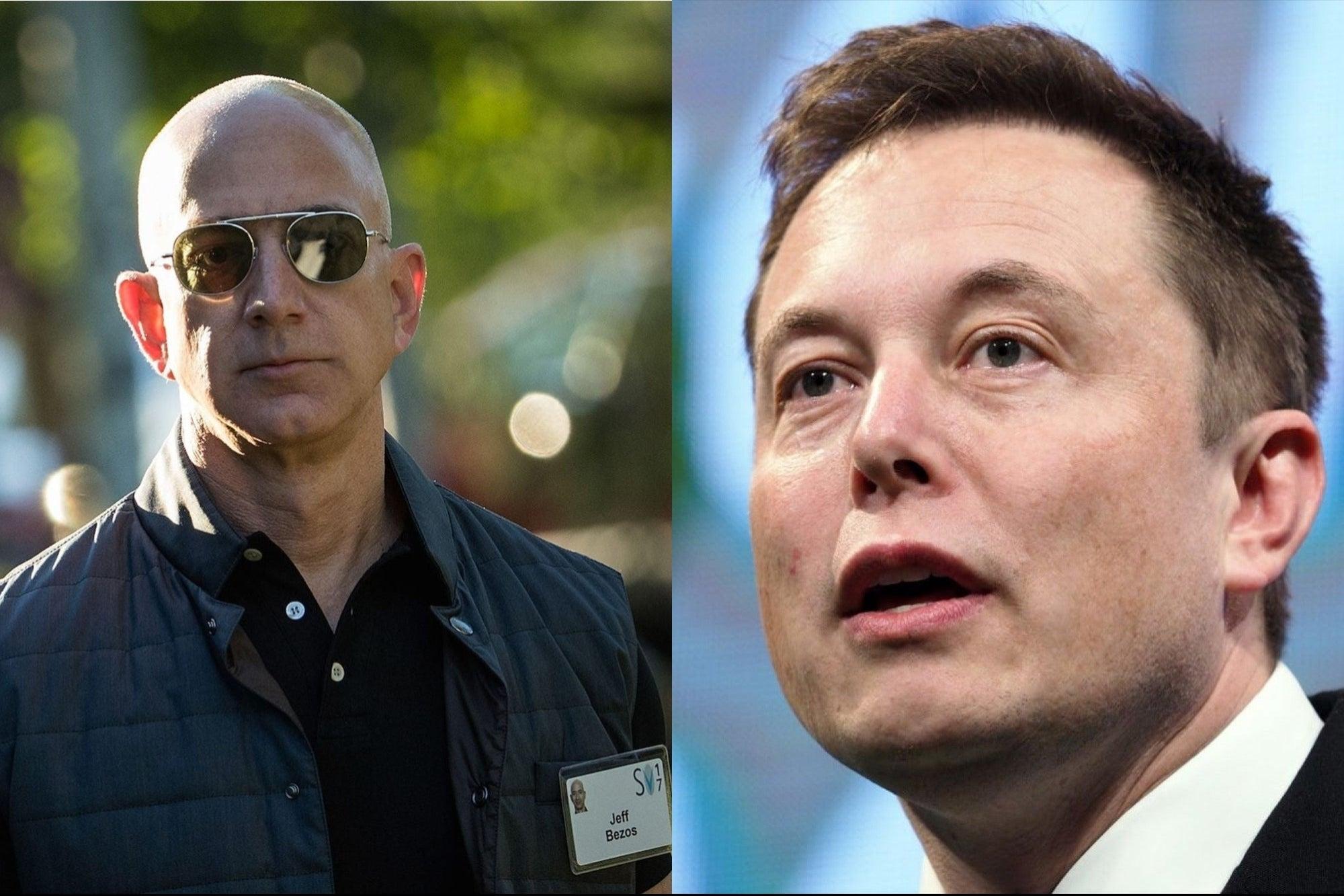Jeff Bezos retoma título de pessoa mais rica do mundo