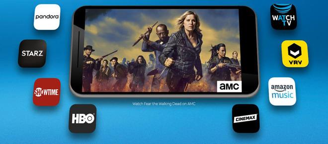 AT&T reduz valor de seu negócio de televisão a cabo