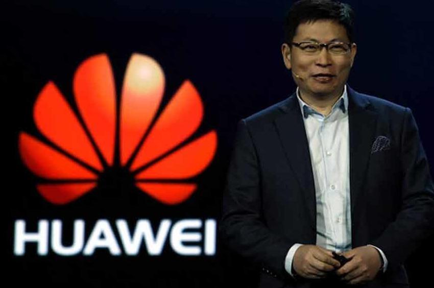 Huawei reforça unidade de nuvem e inteligência artificial