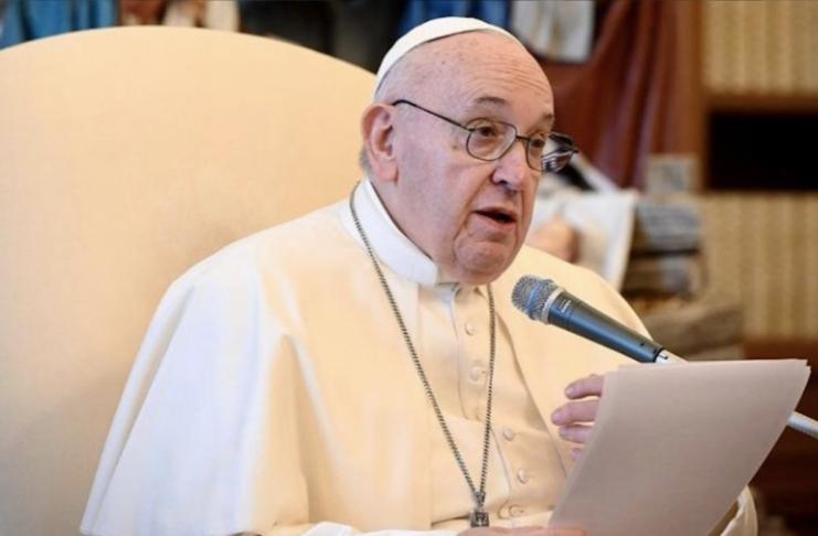 Papa Francisco oferece alerta contra extremismo no Dia da Memória do Holocausto