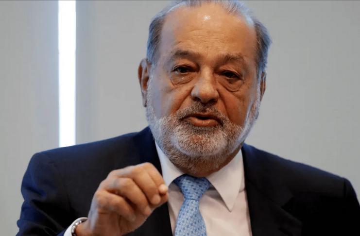 Carlos Slim, o homem mais rico da América Latina, hospitalizado com COVID-19