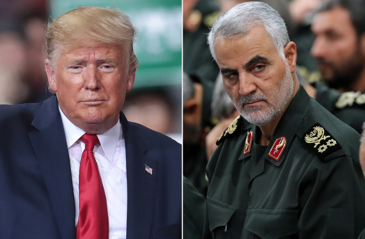 Iraque emite mandado de prisão para Trump sobre Qassem Soleimani, assassinato de líder iraquiano