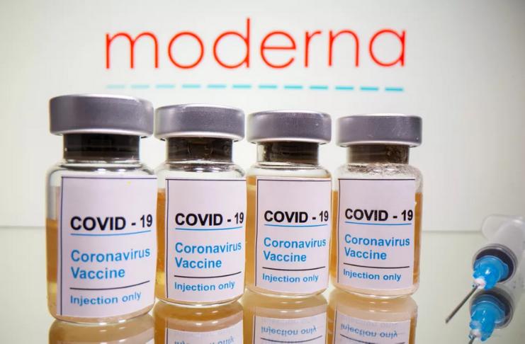 Moderna diz que imunidade à vacina COVID-19 para permanecer pelo menos um ano