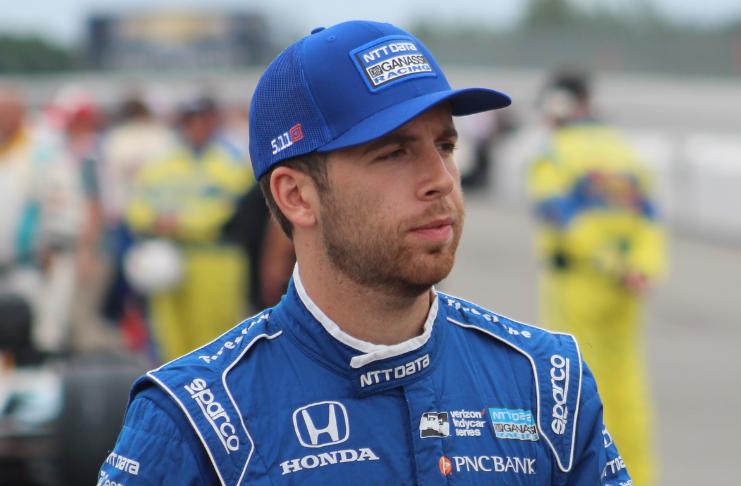 Ed Jones retorna à IndyCar depois de um ano de pausa