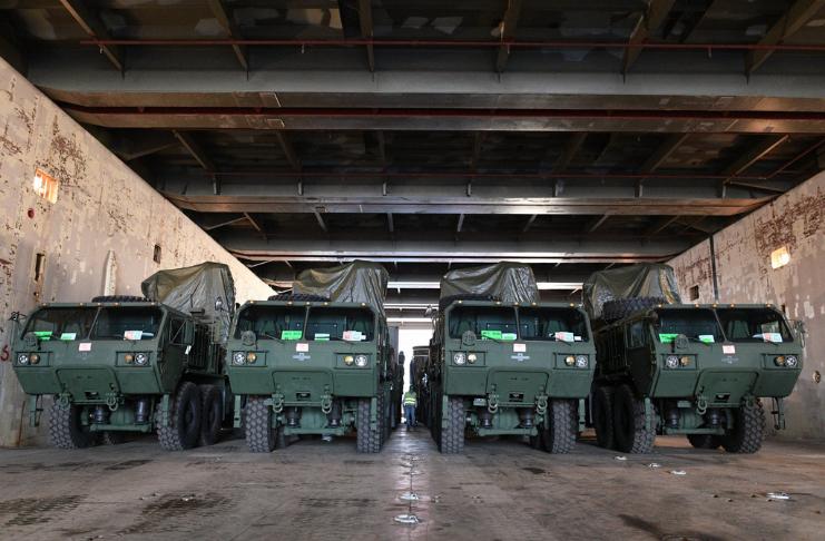 Israel entrega a segunda bateria do sistema de defesa Iron Dome ao exército dos EUA