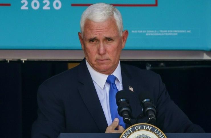 Serviço secreto está investigando ameaças de morte contra Pence