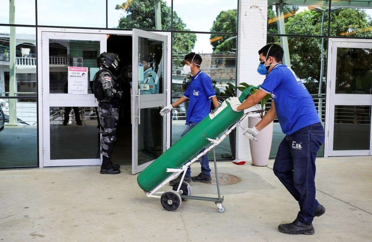 EUA envia 1,6 milhão em ajuda a crise de saúde no Amazonas