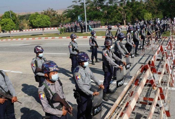 China bloqueia ação da ONU contra a junta militar de Mianmar