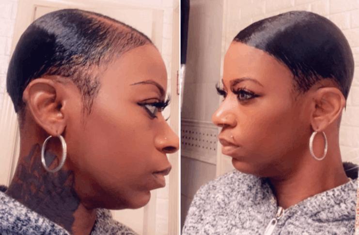 Tessica Brown, 'Gorilla Glue girl', ganha o primeiro penteado novo desde a saga sticky mane