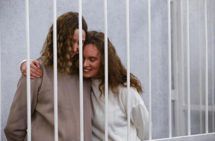 Jornalistas de TV podem pegar três anos de prisão por noticiarem protestos na Bielo-Rússia