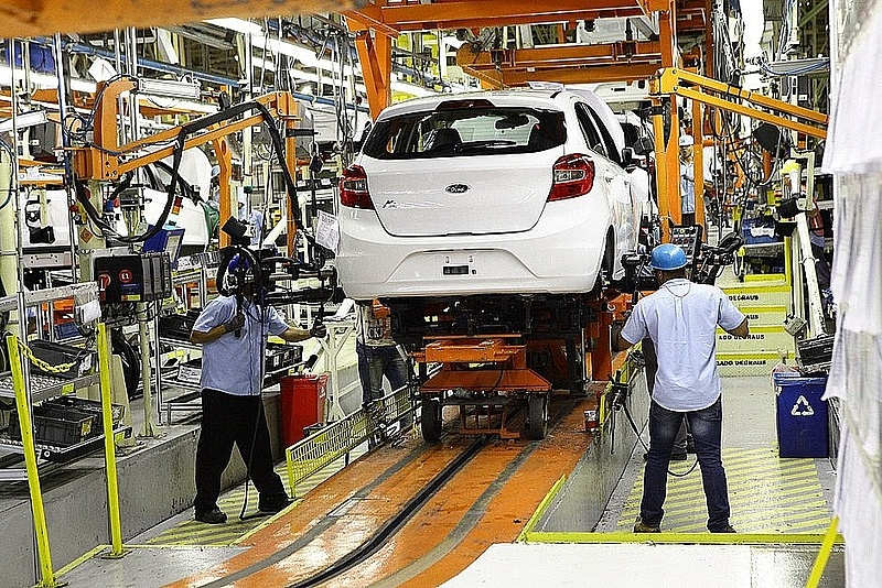 Fechamento da Ford no Brasil irá acabar com mais de 120 mil empregos