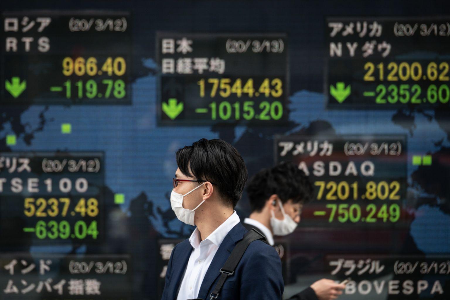 Mercados globais apresentam leve recuperação
