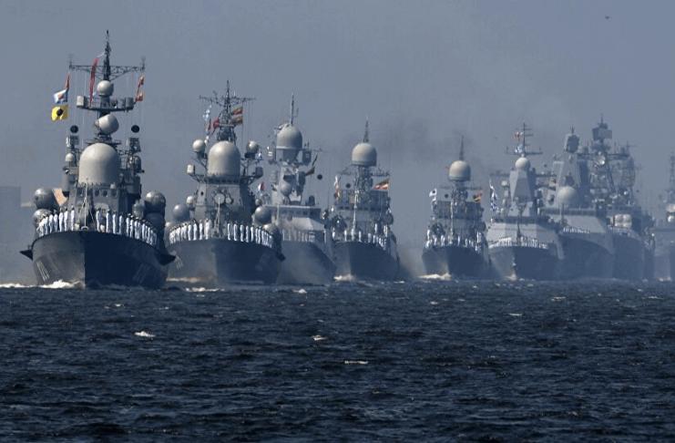 Rússia, China e Irã programam exercícios navais do Oceano Índico