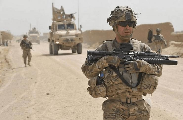Tropas dos EUA passam um ano sem combate com morte no Afeganistão
