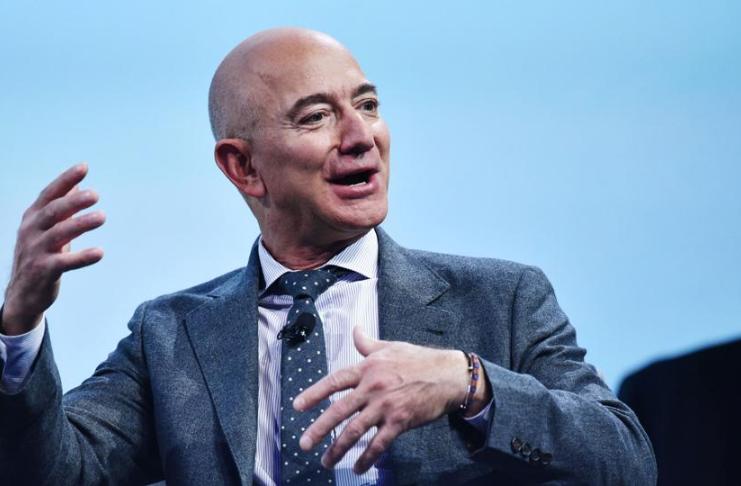 Jeff Bezos está deixando seu cargo como CEO da Amazon