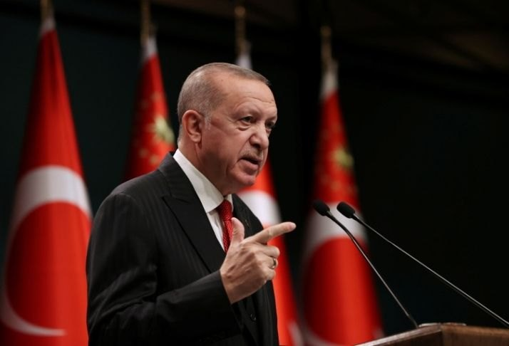 "Erdogan compara manifestantes estudantis turcos com ""terroristas"""