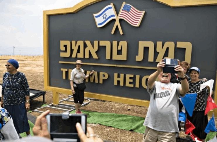 Blinken caminha para trás do reconhecimento de Trump da Soberania de Israel sobre as Colinas de Golã