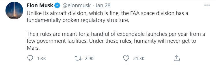 SpaceX: empresa de Elon Musk pretende levar pessoas ao espaço em 2021