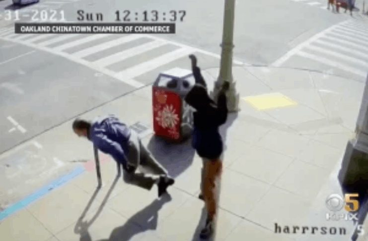 Homem preso em ataques a vítimas idosas asiáticas em Chinatown de Oakland