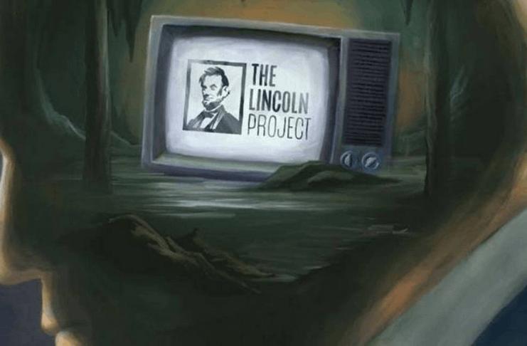 A página de arrecadação de fundos do Lincoln Project é fechada à medida que os escândalos aumentam