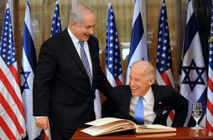 Biden fala com Netanyahu quase um mês após a presidência