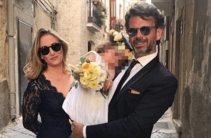 Menina italiana, 5, órfã após pais caírem de um penhasco em trágico acidente