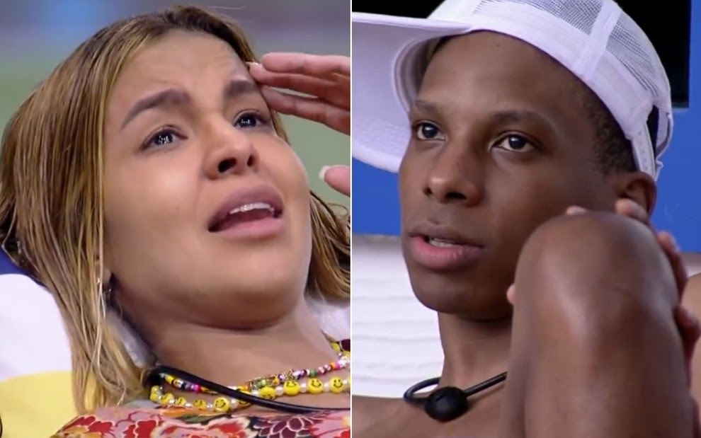Kerline é a primeira eliminada do Big Brother Brasil 21