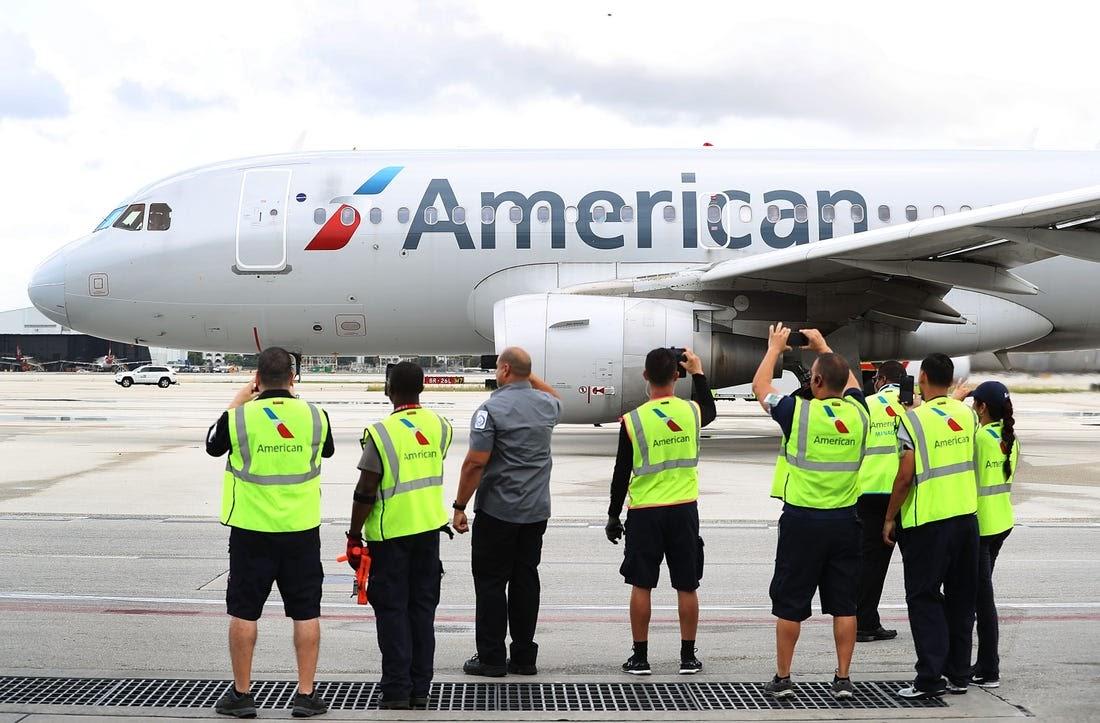 American Airlines pode demitir 13 mil funcionários